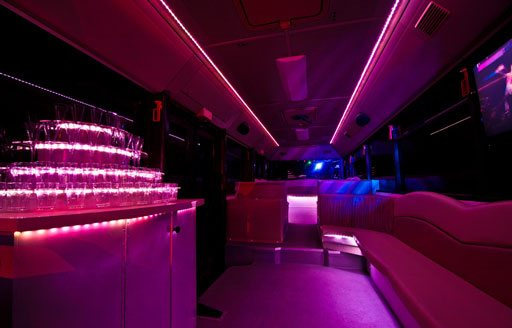 Partybusz berles