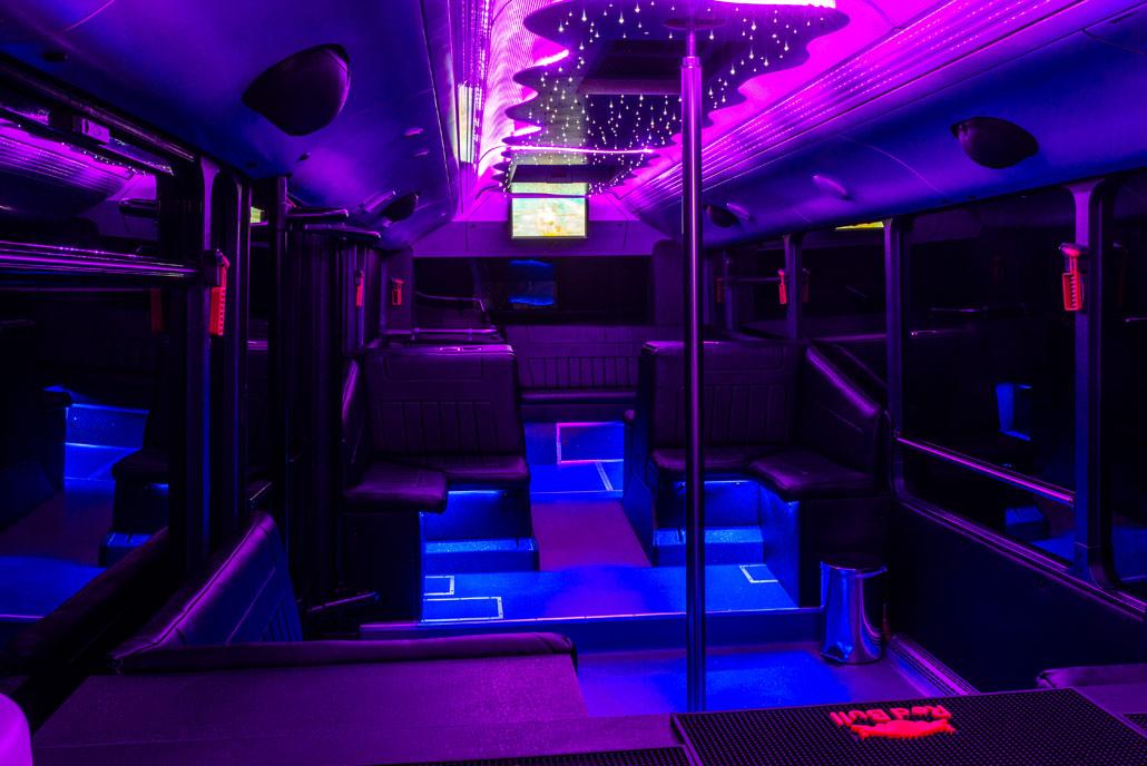 Neoplan partybusz berles 5-30 föig