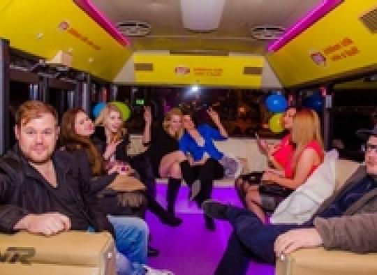 Partybusz musikkillers Lays nyereményjáték győztesei